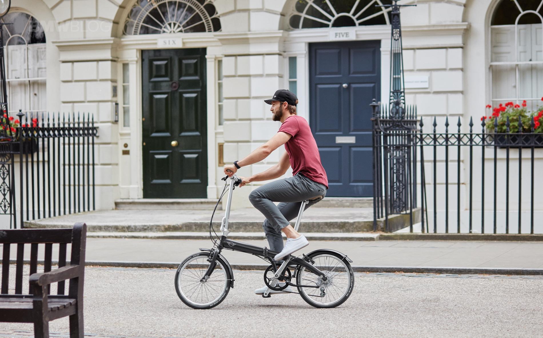MINI Folding Bike 04
