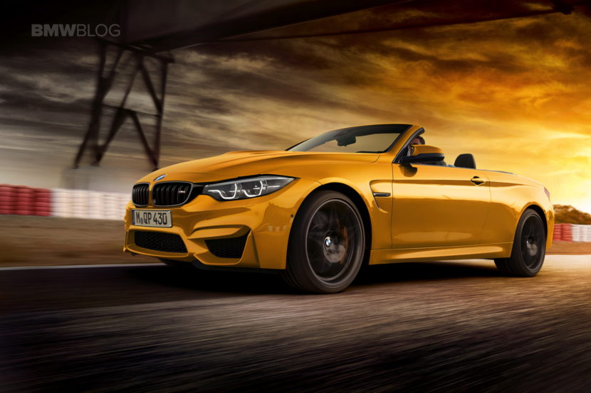 Mandarin II uni BMW M4 Convertible 30 year edition 06 830x553