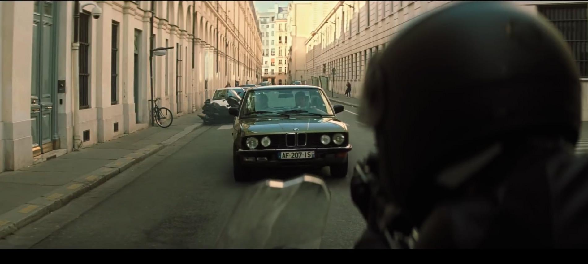 Mission Impossible BMW 01