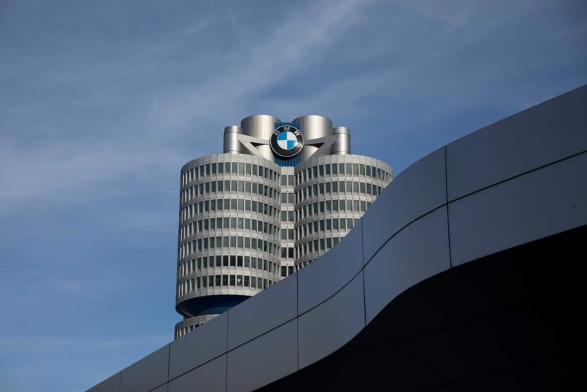 P90251941 bmw welt and bmw group corporate headquarters 03 2017 2249px 830x554