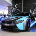 Qualcomm Safety Car BMW i8 Coupe gets a facelift 02 120x120