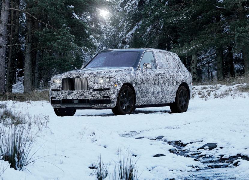 Rolls Royce Cullinan 3 830x600