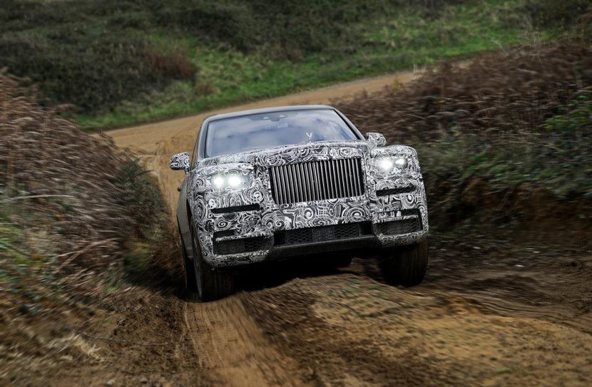 Rolls Royce Cullinan 4 830x543