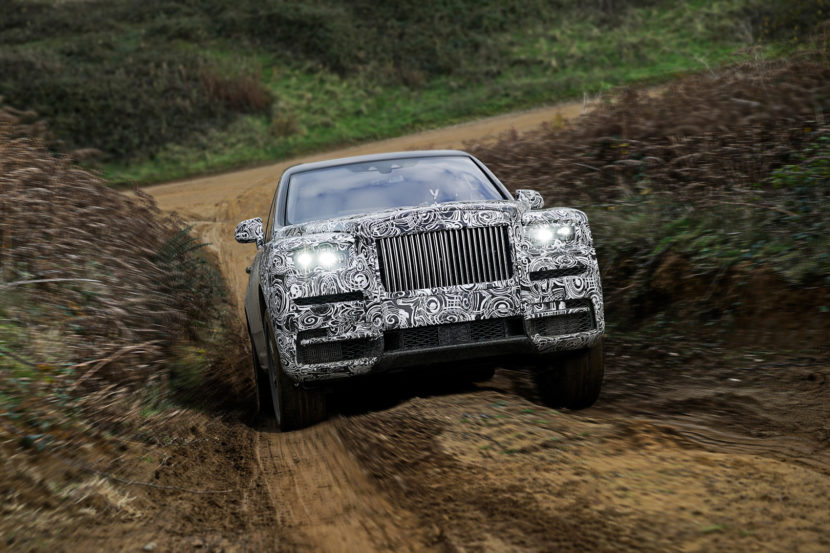 Rolls Royce Cullinan 4 830x553