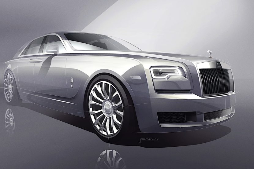 Rolls Royce Ghost Silver Collection P90295195 highRes 830x553