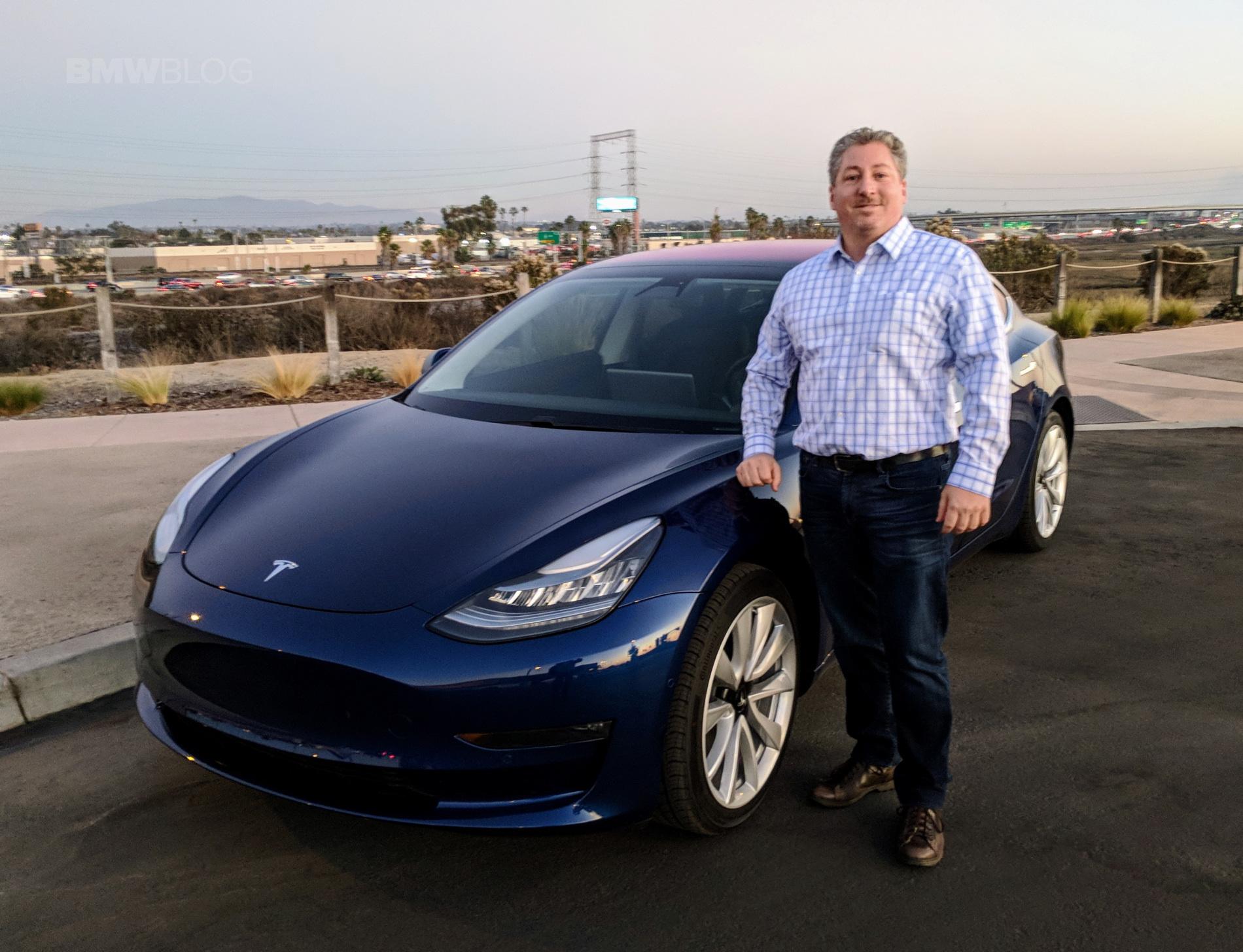 FIRST DRIVE: Tesla Model 3