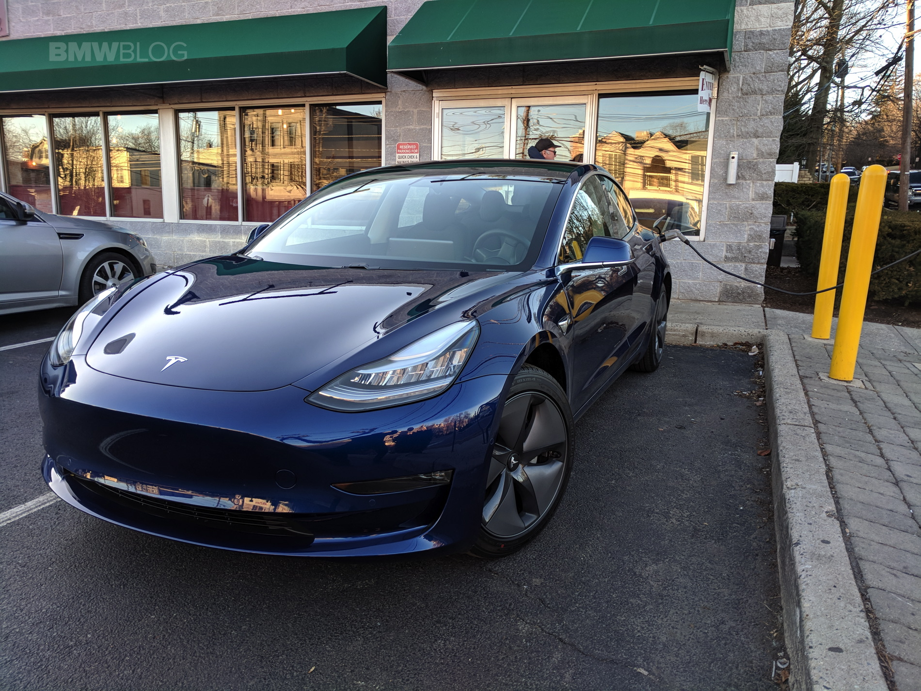 First Drive Tesla Model 3