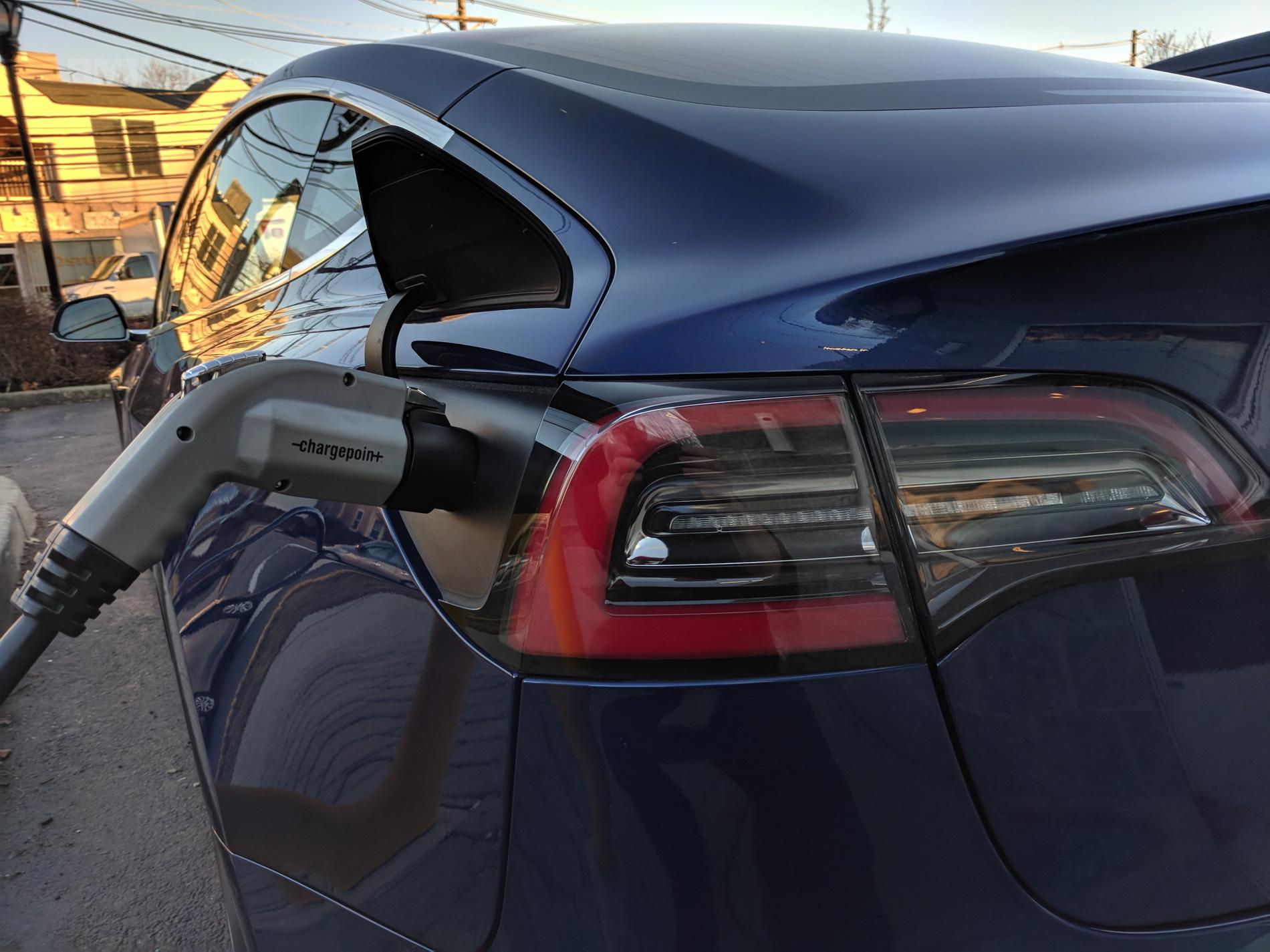 First Drive Tesla Model 3