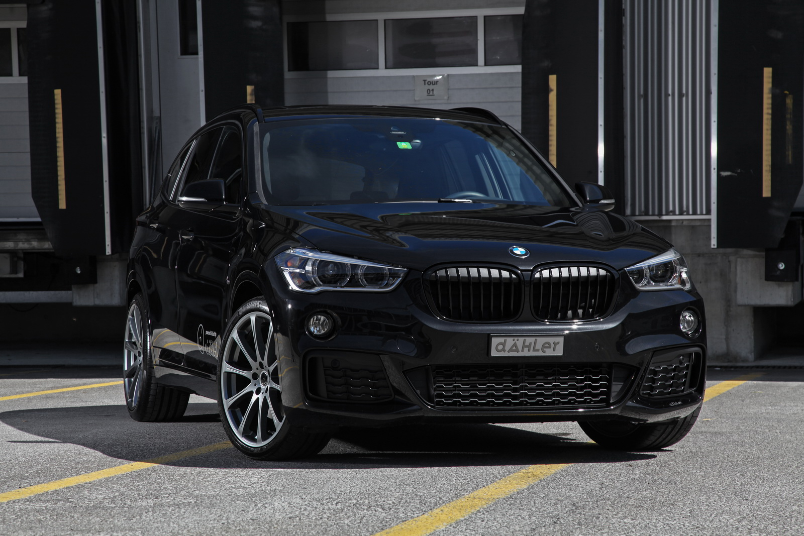 Dahler Launches Tuning Program For F48 Bmw X1