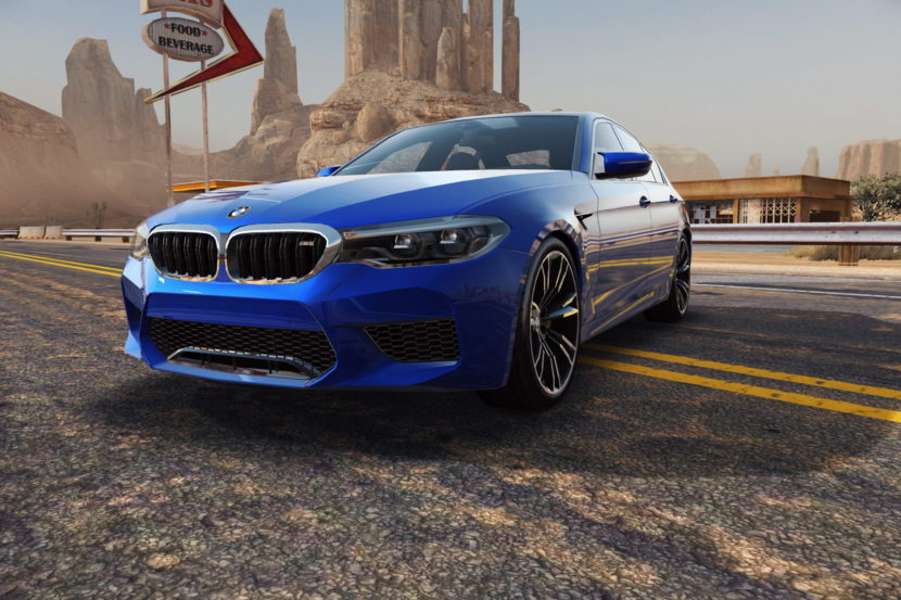 New BMW M5 stars in Need for Speed No Limits