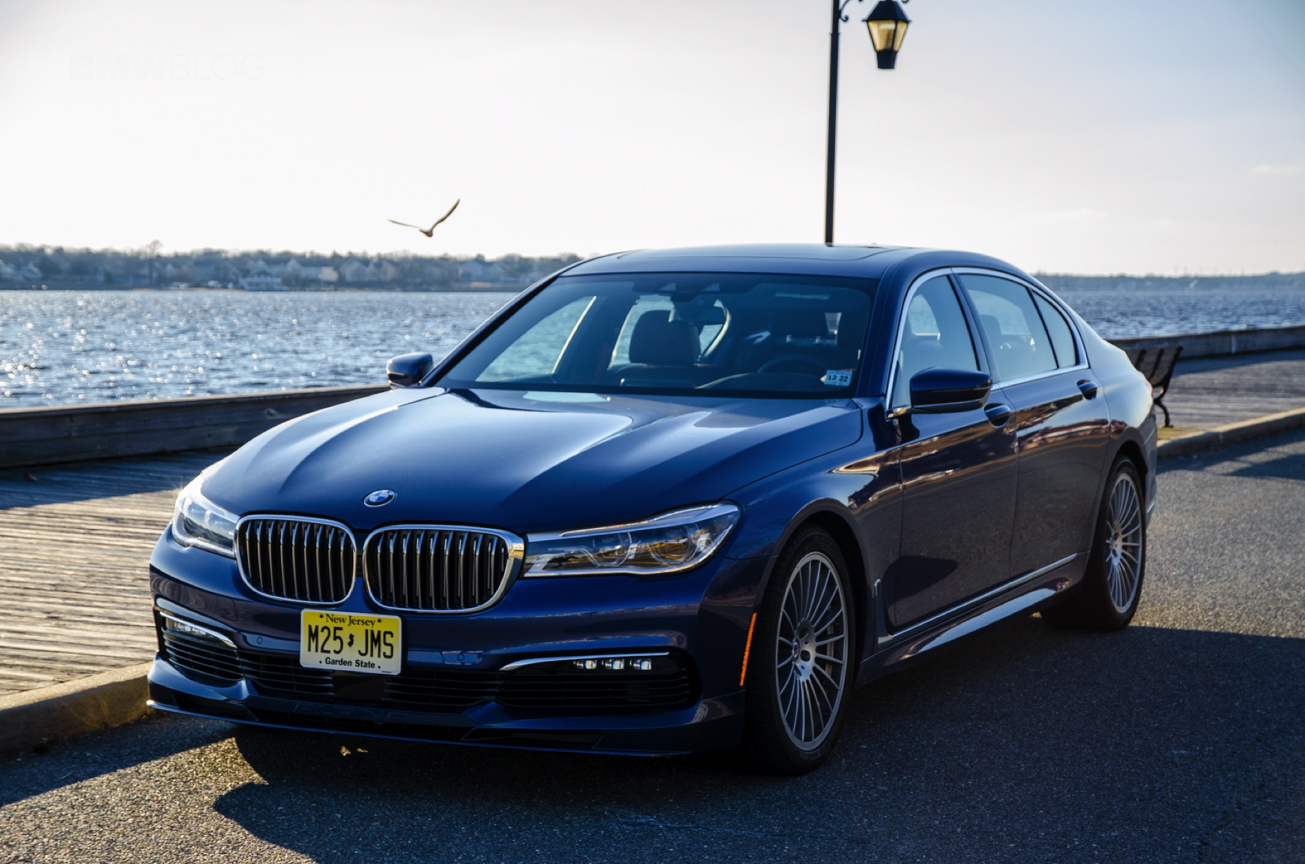 Video Review 2017 Alpina B7 The Best Bmw 7 Series