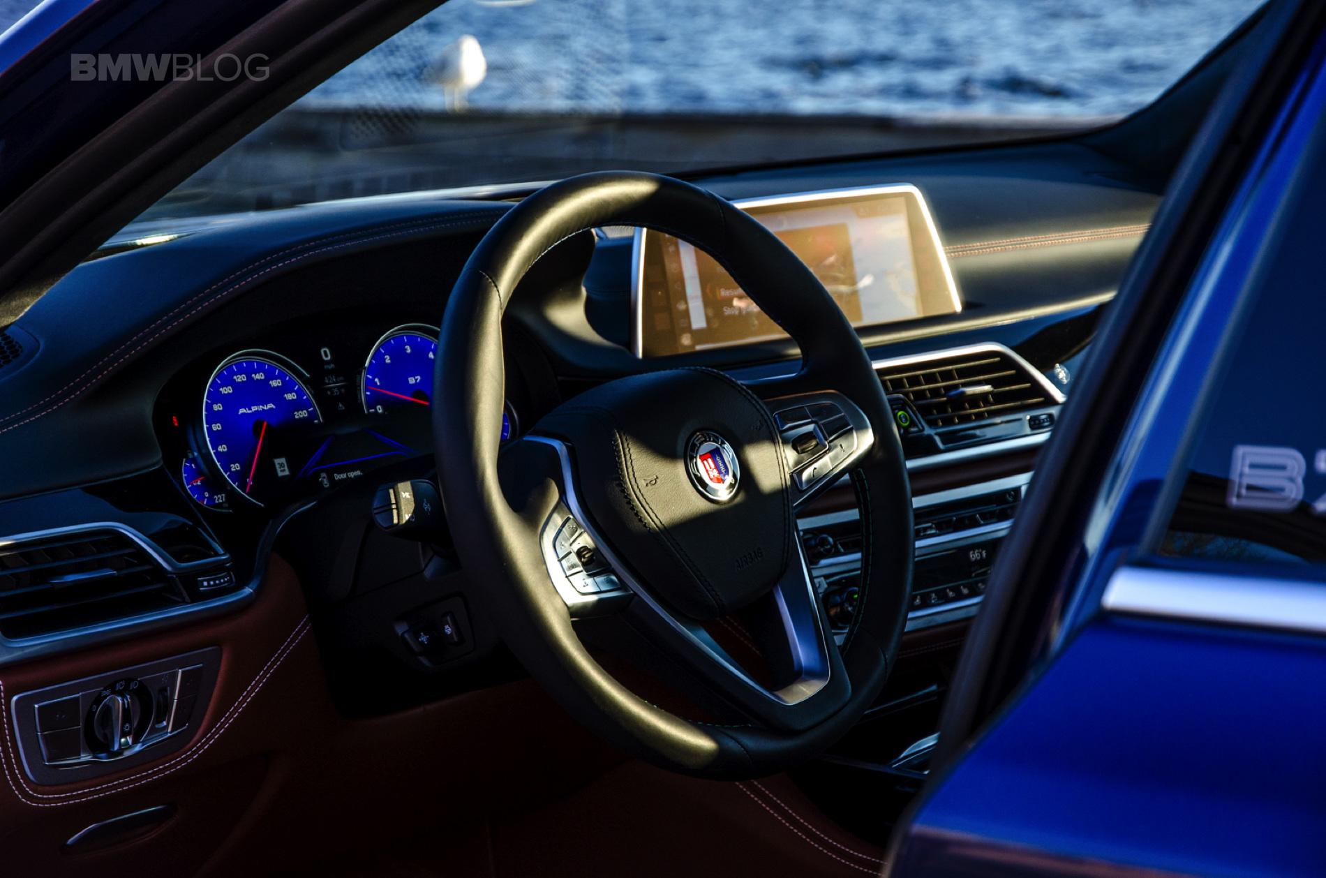 VIDEO REVIEW ALPINA B The Best BMW Series - 2018 bmw 7 series alpina b7