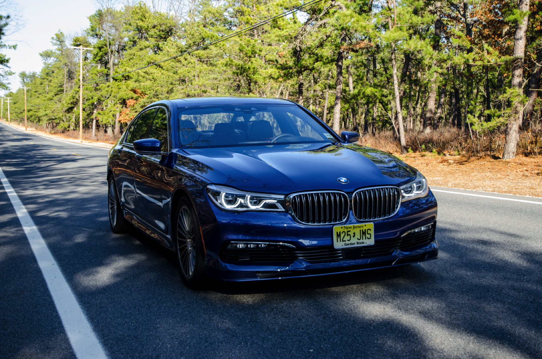 2018 ALPINA B7 TEST DRIVE 58