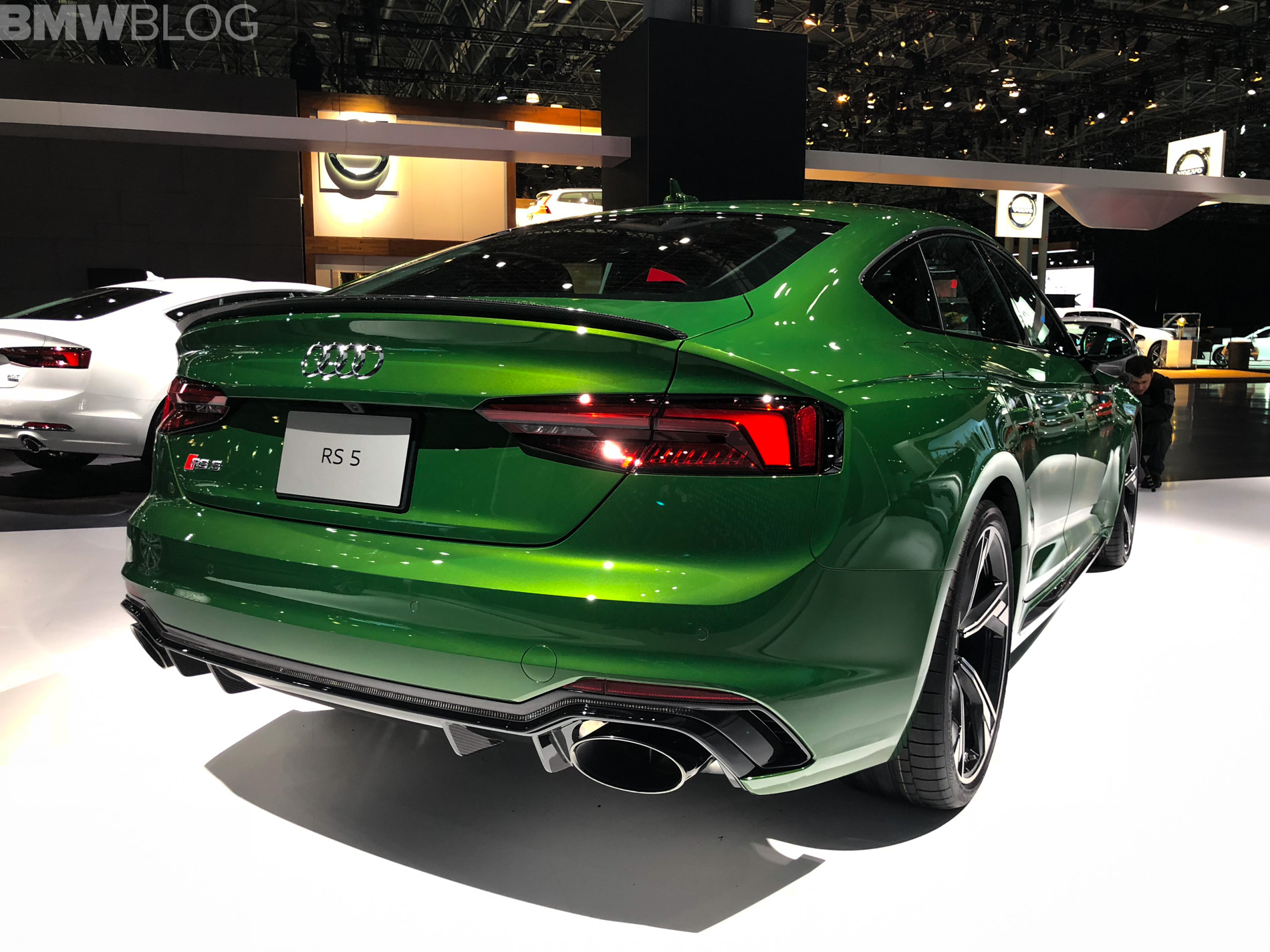 2018 NYIAS: New Audi RS5 Sportback unveiled in New York