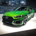 2018 Audi RS5 Sportback New York Auto Show photos 6 120x120