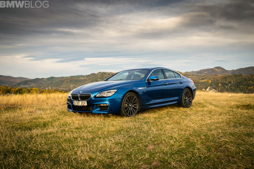 2018 BMW 640d Gran Coupe review 14 830x553