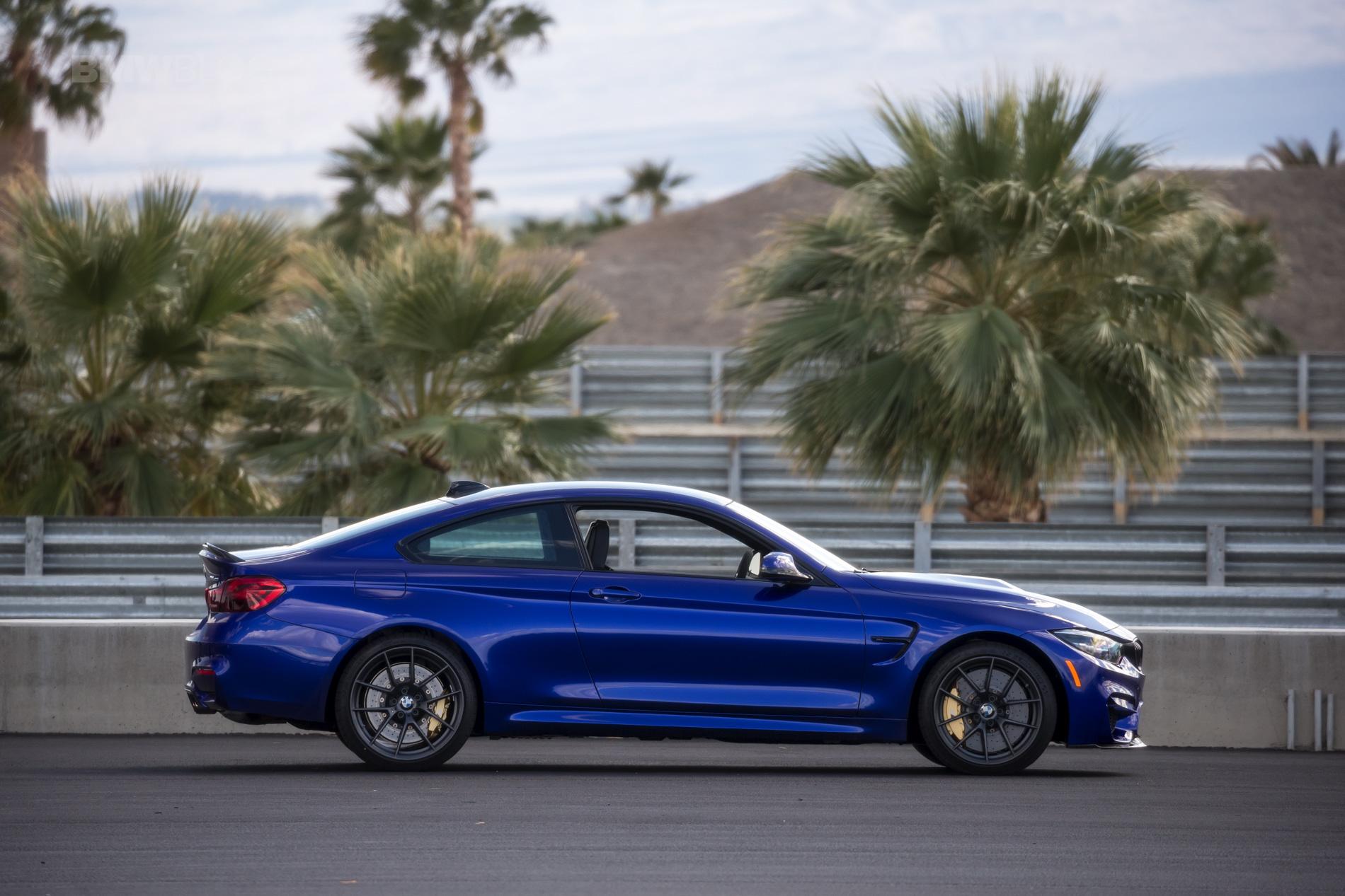2018 BMW M4 CS Photo Gallery 12