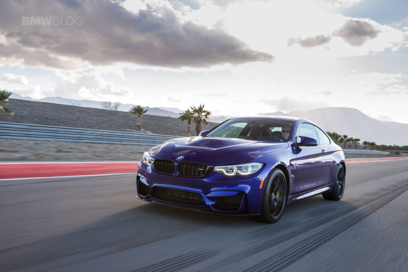 2018 BMW M4 CS Photo Gallery 32 830x553