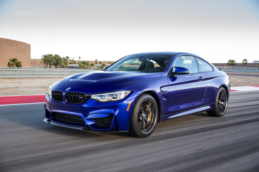 2018 BMW M4 CS Photo Gallery 35 830x553