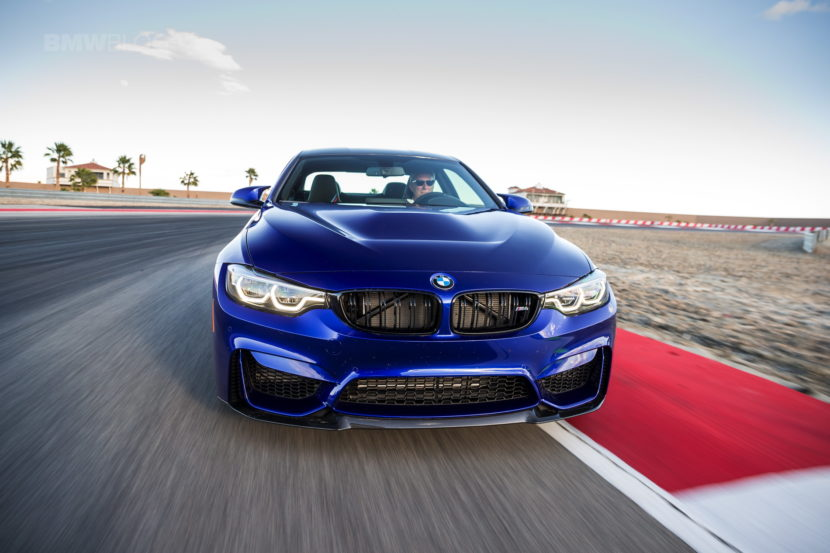 2018 BMW M4 CS Photo Gallery 37 830x553