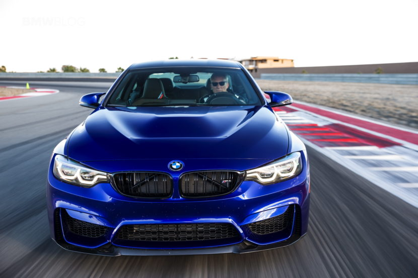 2018 BMW M4 CS Photo Gallery 38 830x553