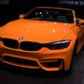 2018 BMW M4 Fire Orange New York Auto Show 6 120x120