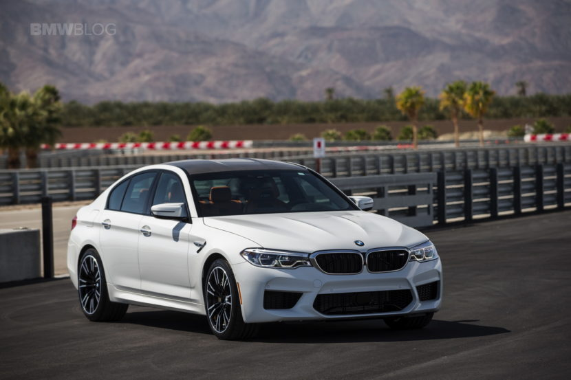 2018 BMW M5 review test 02 830x553