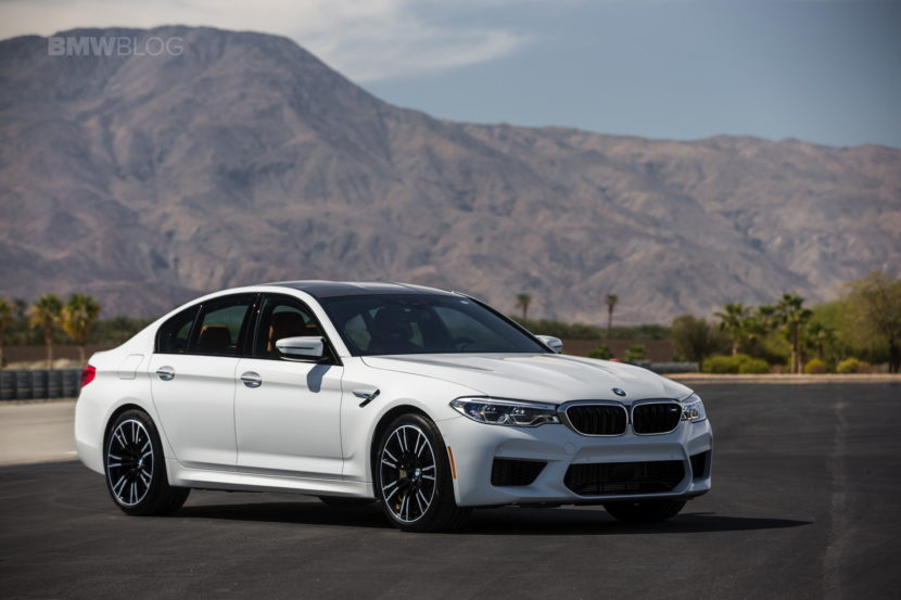 2018 BMW M5 review test 03 830x553