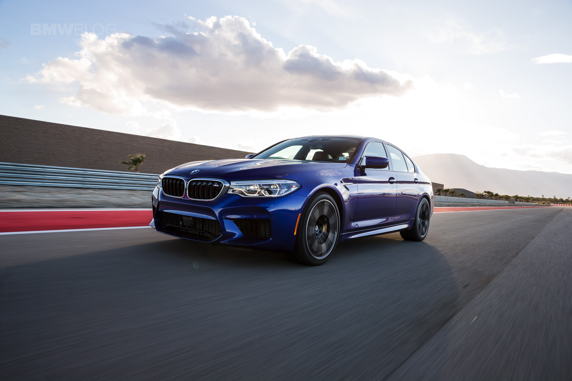 2018 BMW M5 review test 118