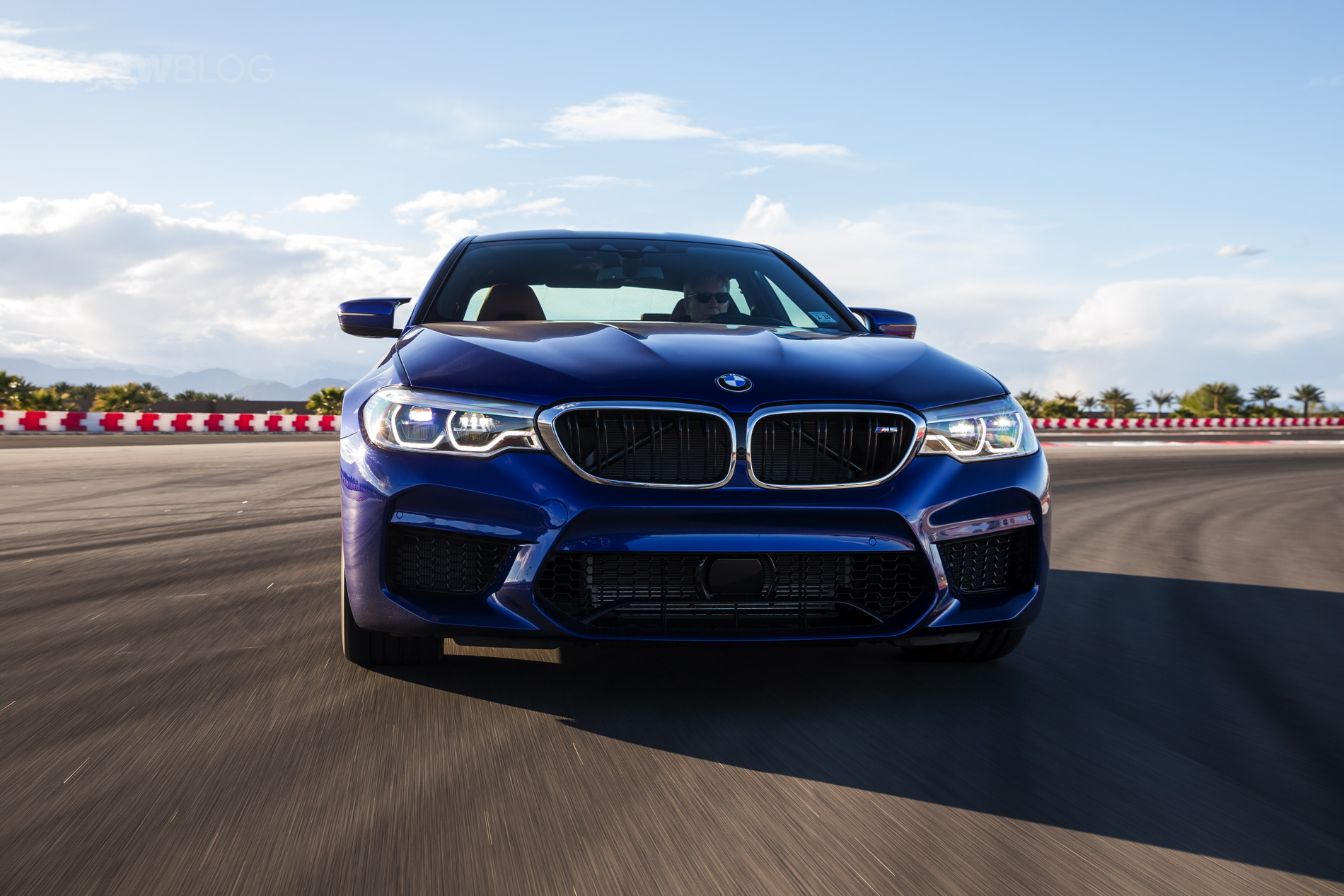 2018 BMW M5 review test 125