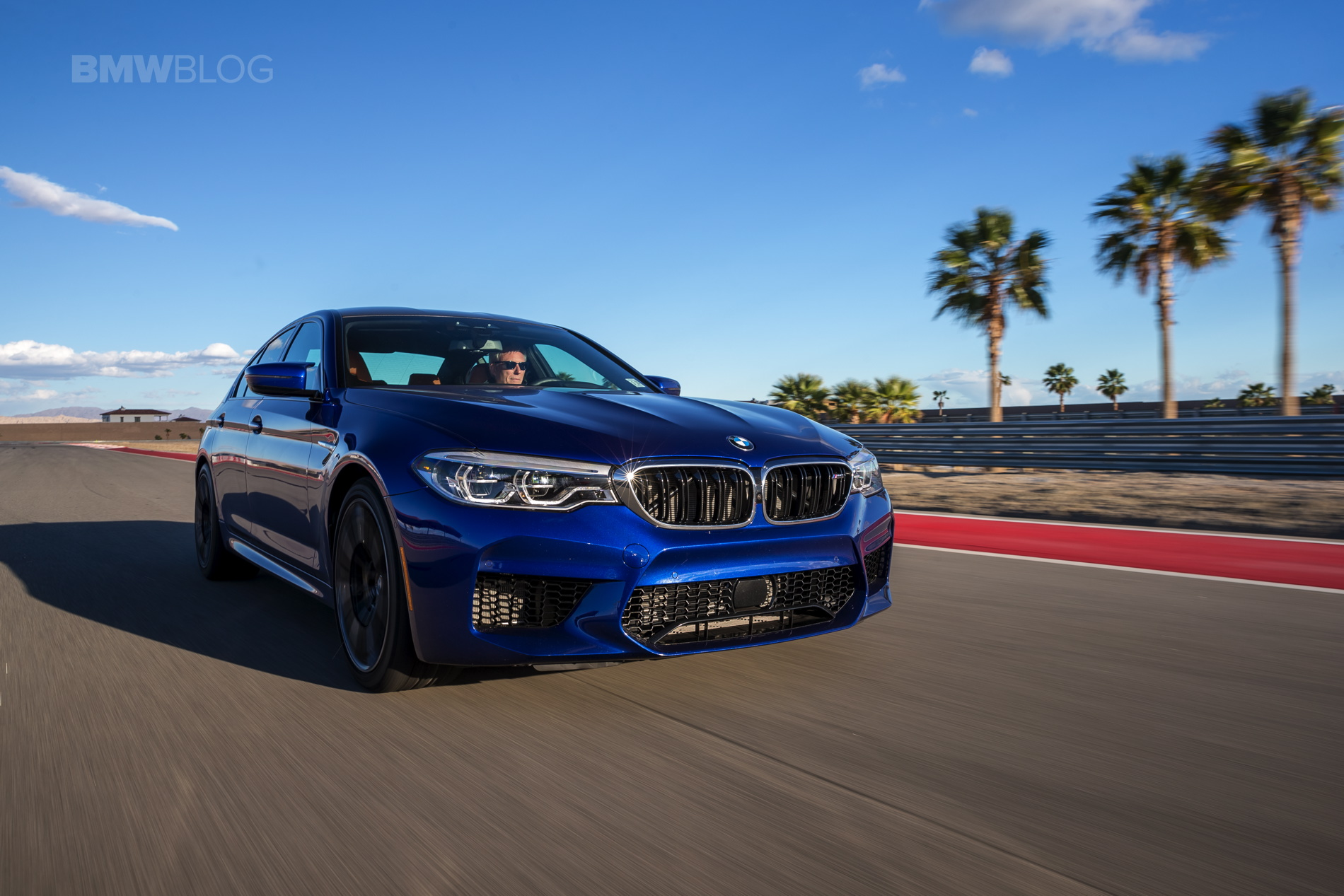 2018 BMW M5 review test 128