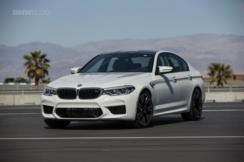 2018 BMW M5 review test 19 830x553