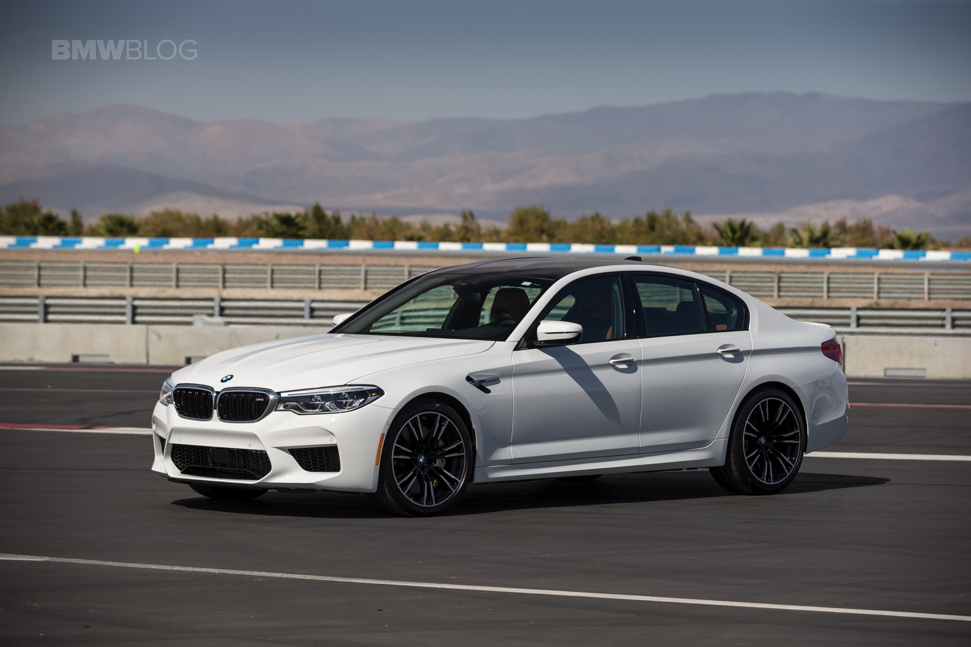 2018 BMW M5 review test 27