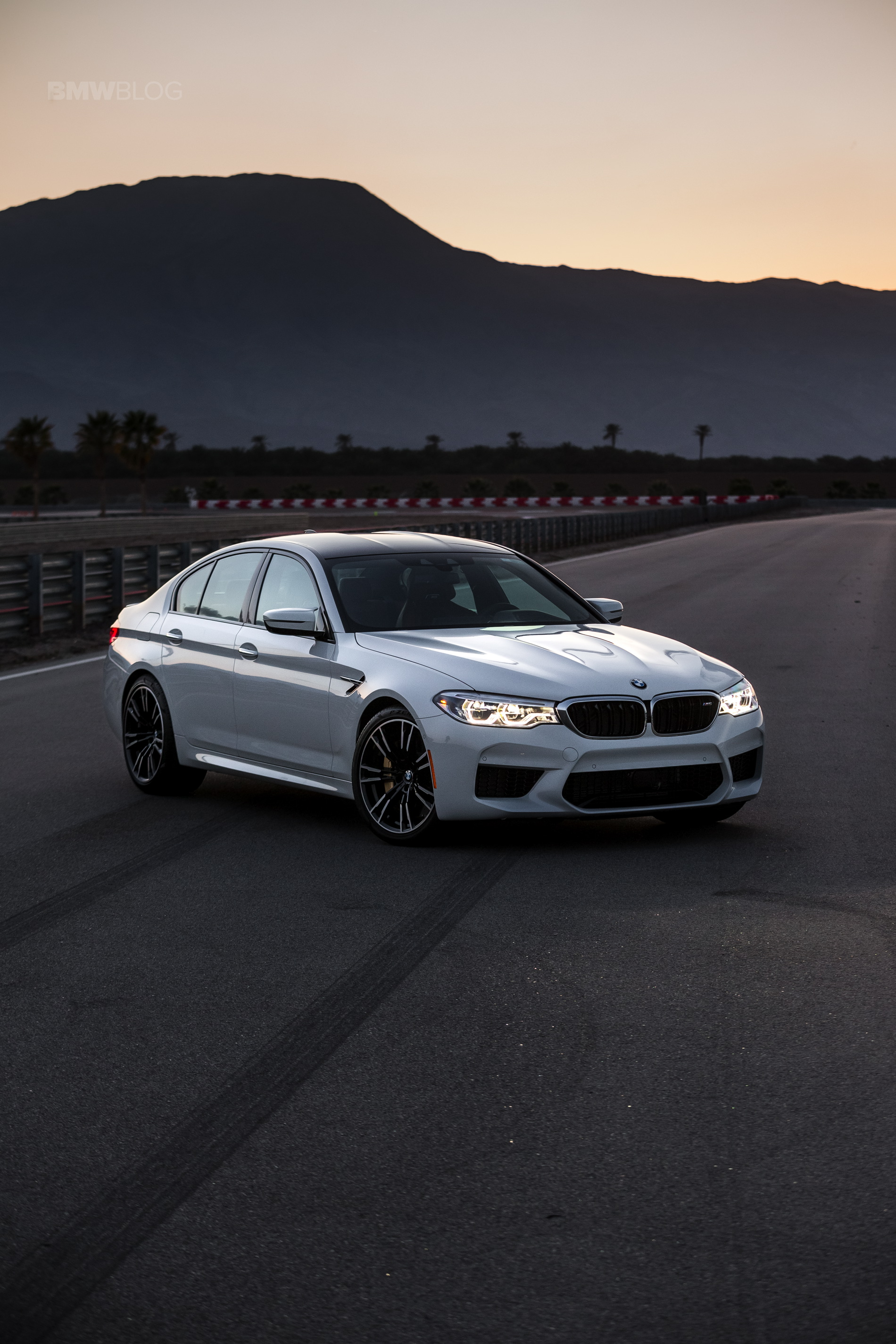 BMW Performance Driving School >> TEST DRIVE: 2018 BMW M5 -- A Return to Greatness