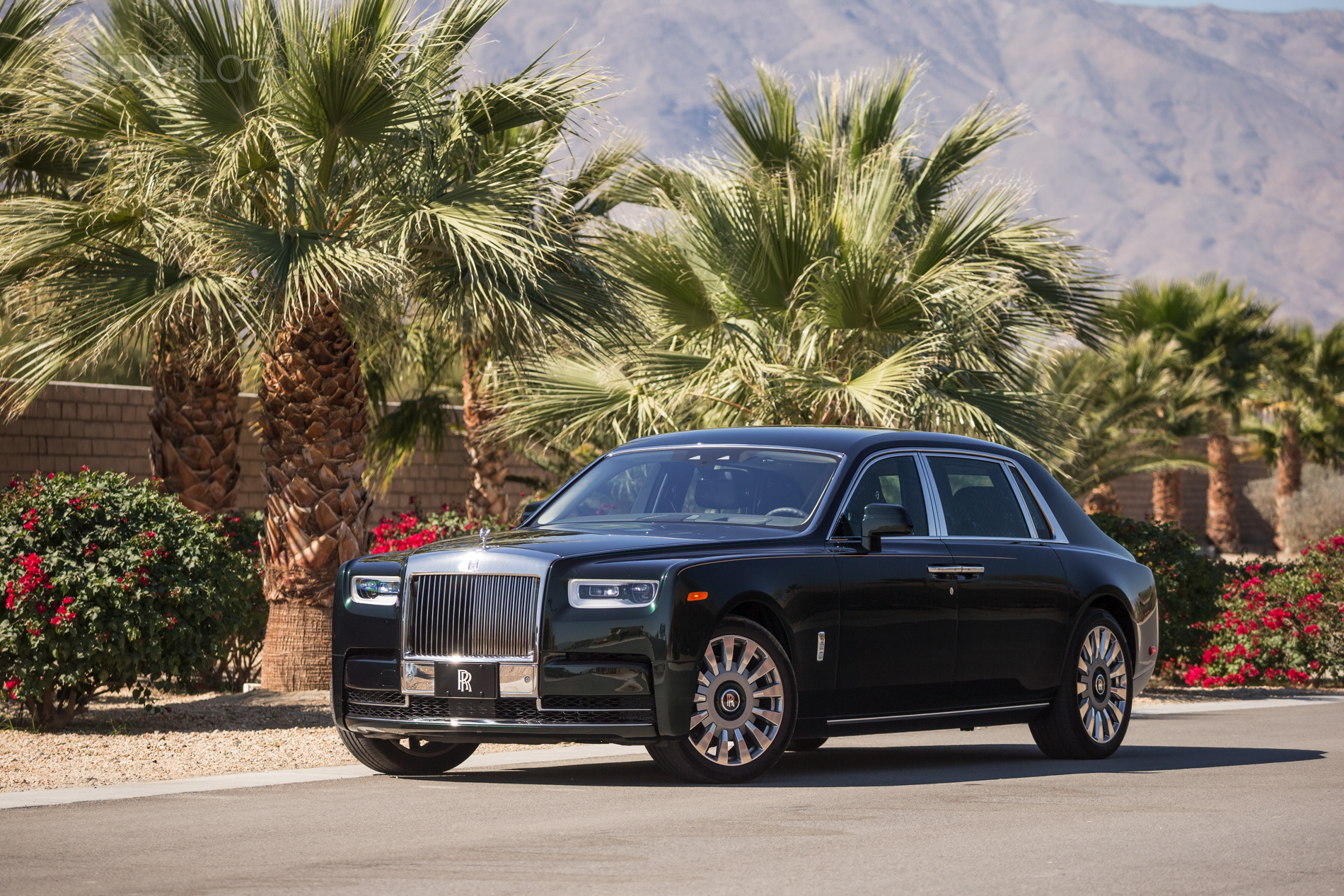 2018 Rolls Royce Phantom California 11