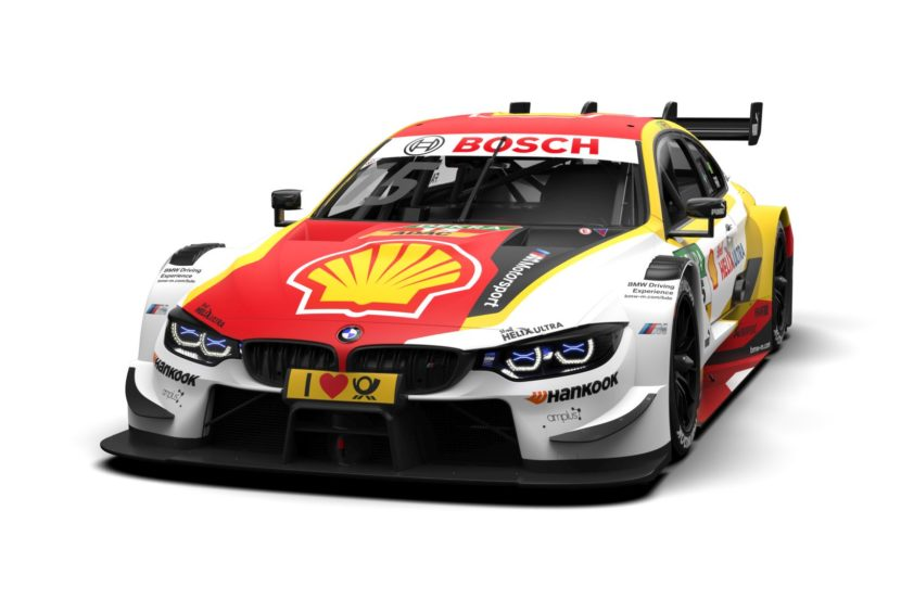 2018 Shell BMW M4 DTM 4 830x553