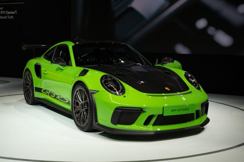 2018 porsche 911 gt3 rs 2 830x553