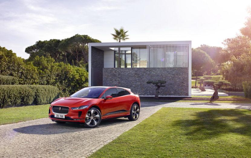 2019 Jaguar I Pace 39 830x523