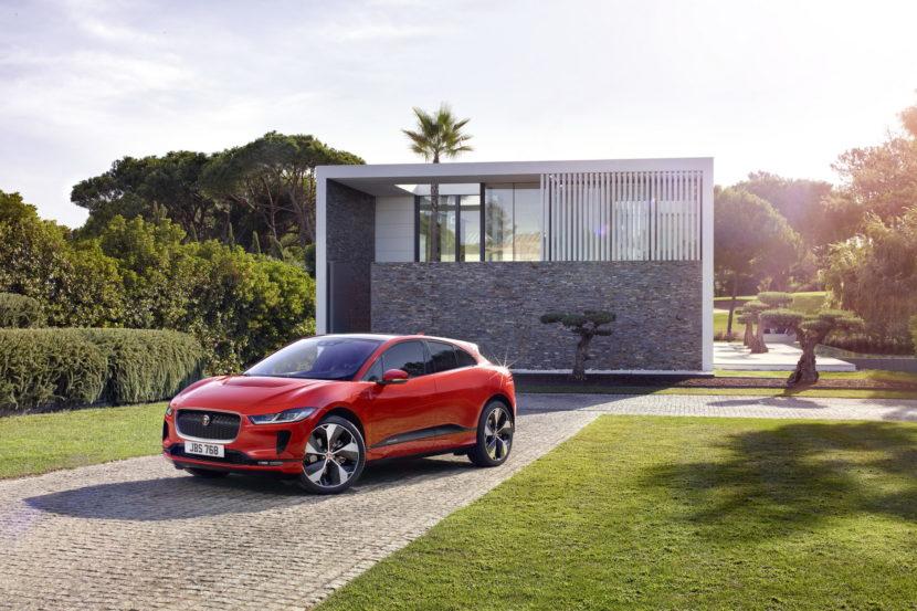 2019 Jaguar I Pace 39 830x553