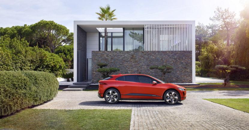 2019 Jaguar I Pace 40 830x434