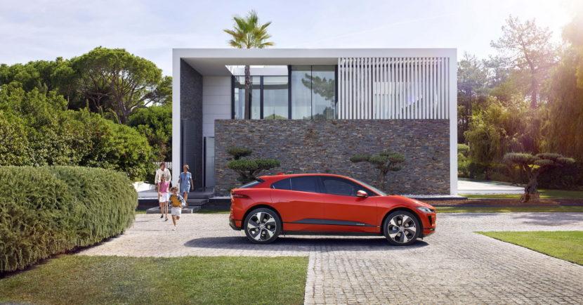 2019 Jaguar I Pace 41 830x434