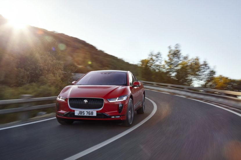 2019 Jaguar I Pace 69 830x553