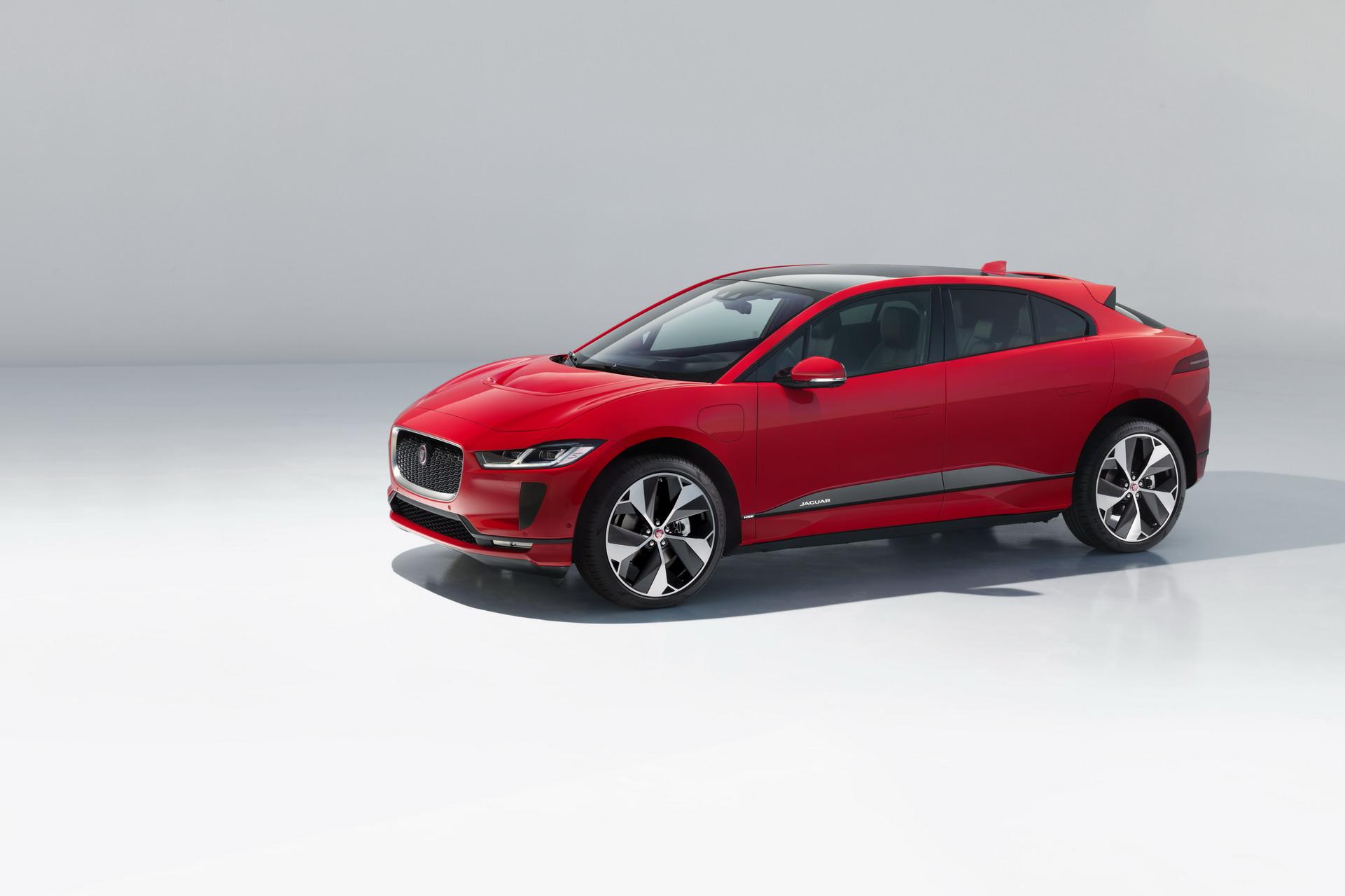 2019 Jaguar I Pace 76