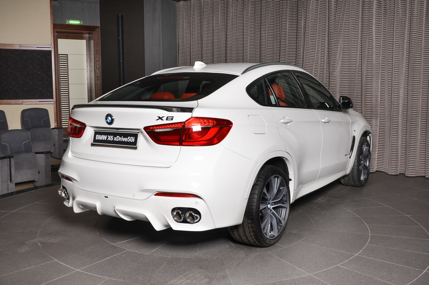Bmw X6 Xdrive50i With M Performance Bits Perfect