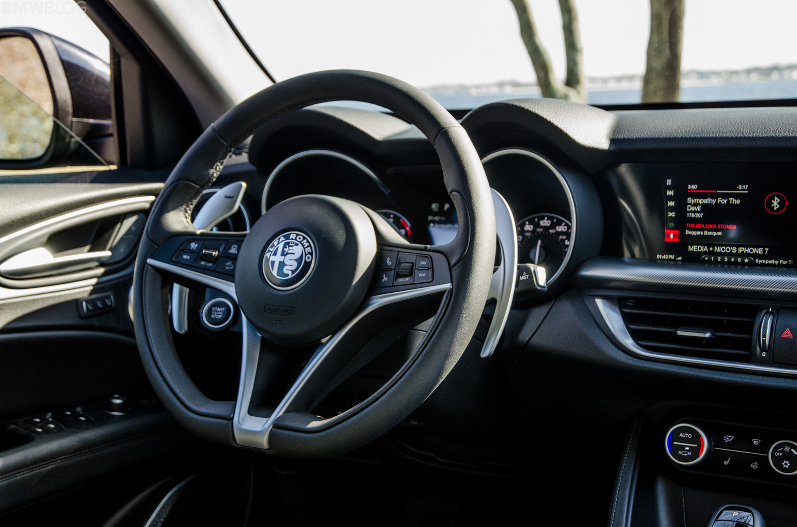 First Drive Alfa Romeo Stelvio The Leaning Tower Of Steering Though Its Somewhat Sloppy Ride Tends To Disappear And You Can Properly Enjoy It Thanks Great Impressive Chassis Dynamics Punchy