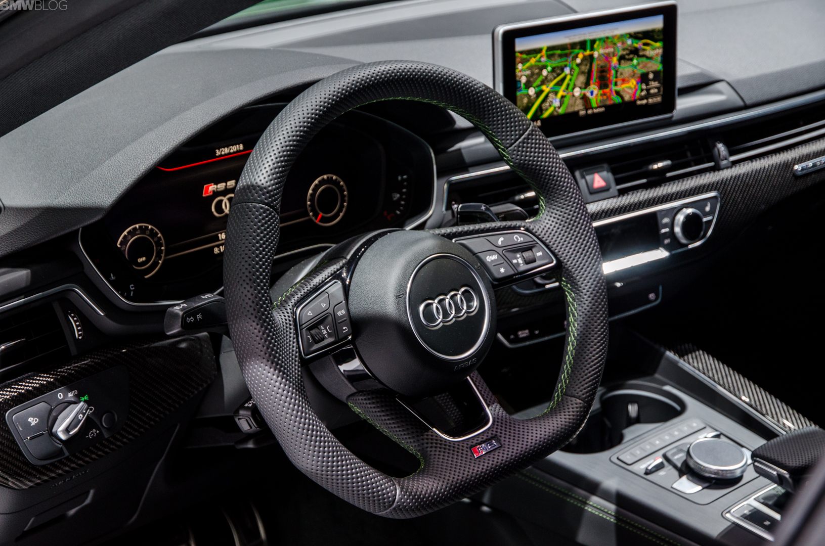Does The Audi RS Sportback Force An Upcoming BMW M Gran Coupe - Audi rs5