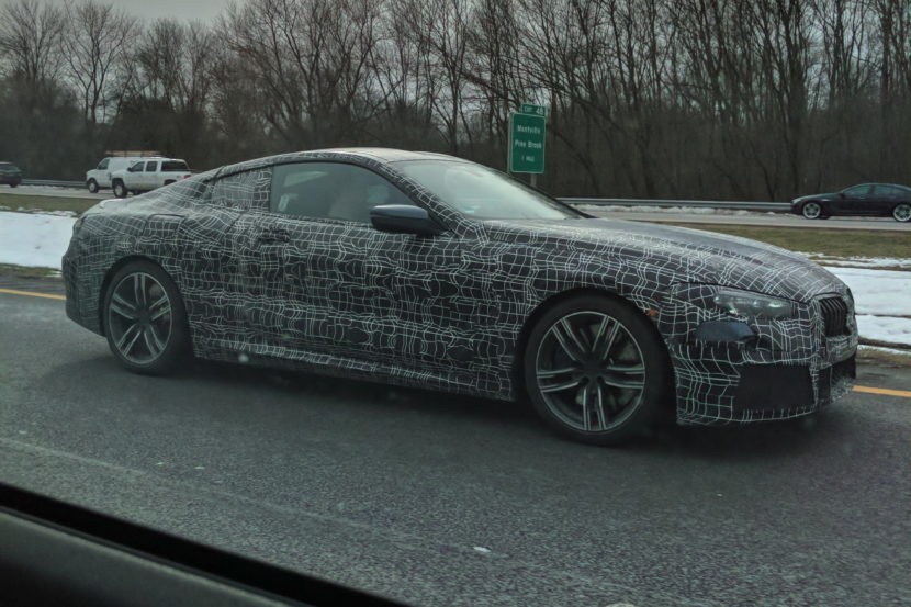 BMW 8 Series Coupe NJ spied 01 830x553