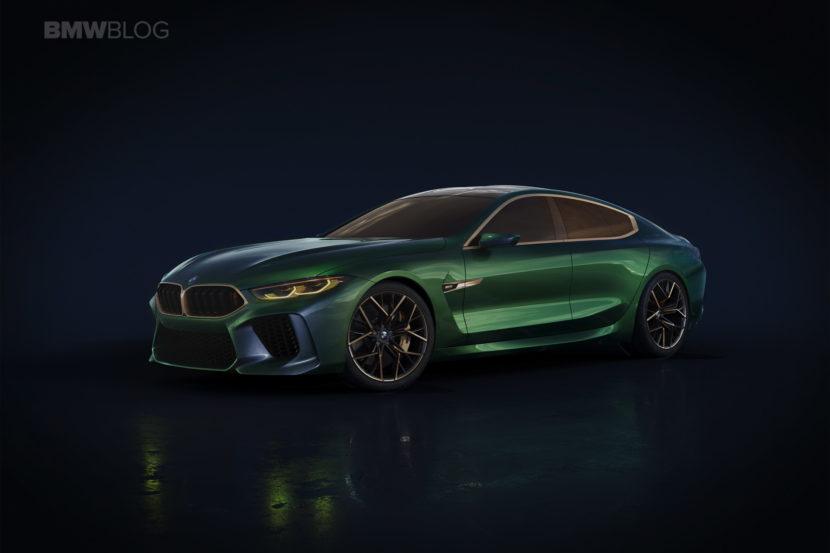 BMW Concept M8 Gran Coupe 14 830x553