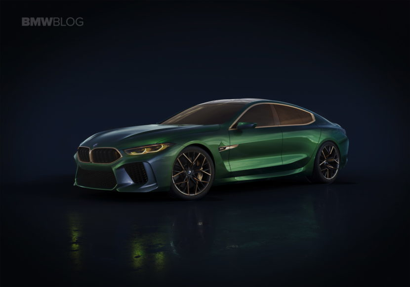 BMW Concept M8 Gran Coupe 14 830x581