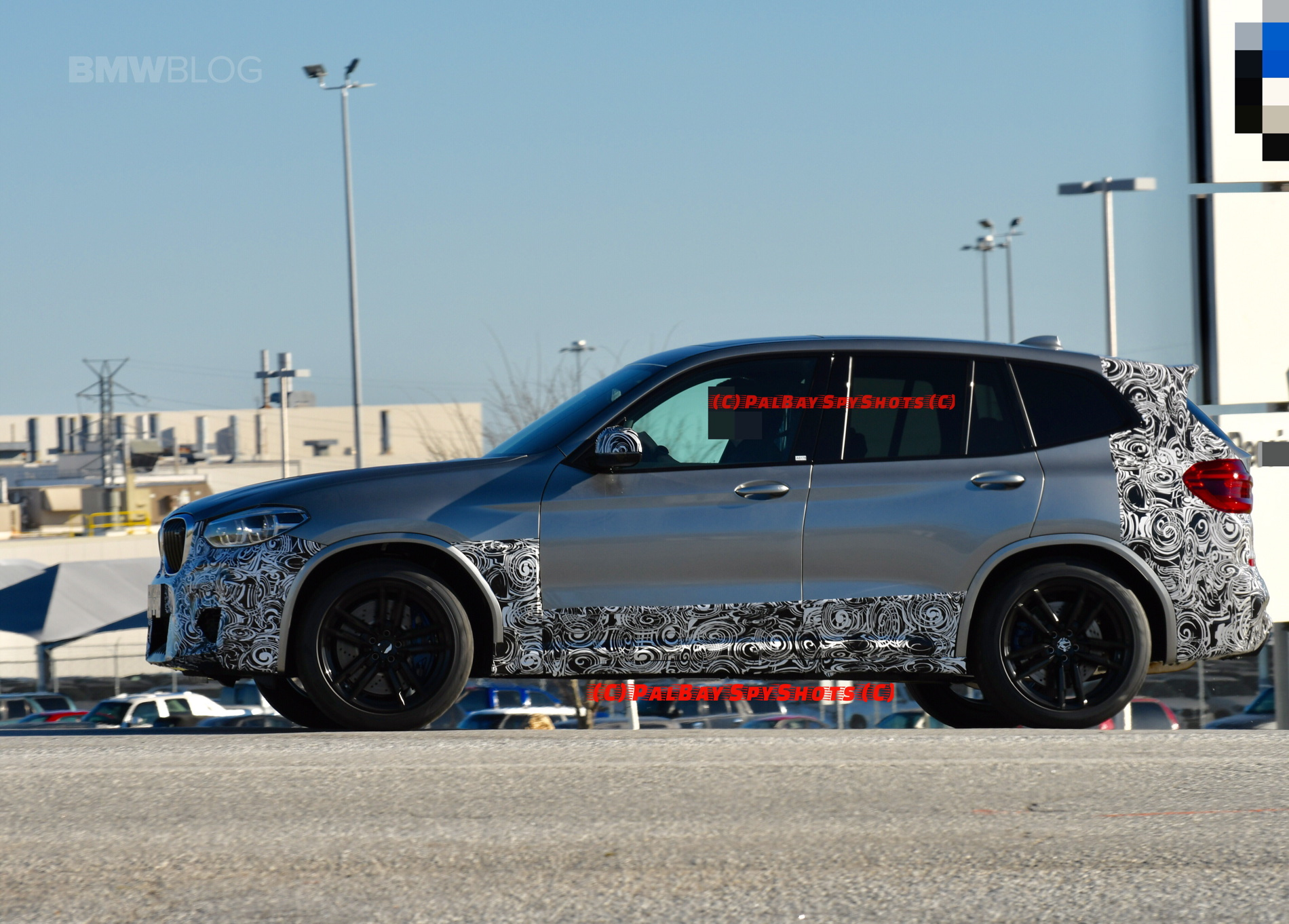 BMW F97 X3M 01